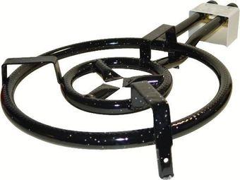 Quemador paellero a gas de 60 cm de diámetro, de tres llamas