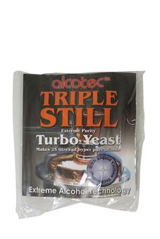 Alcotec: turbo yeast Triple Still
