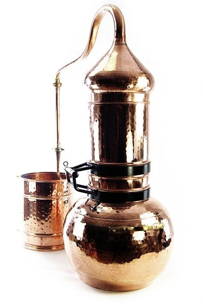 CopperGarden®  still - column still 10 liters