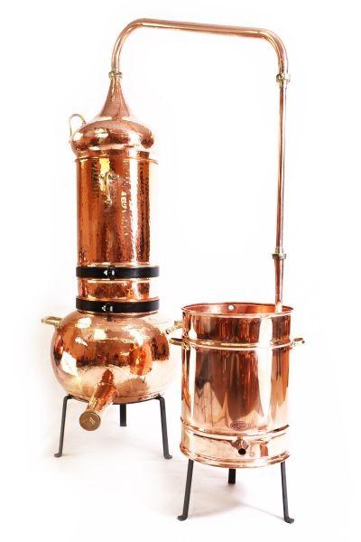 CopperGarden®  Kolonnenbrennerei 50L