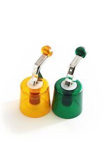 2 x Flaschen Mehrfachverschluß RETRO