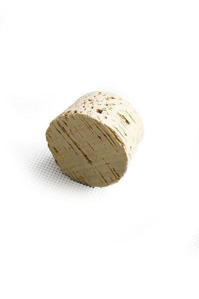 Carboy cork stopper (32/28x27) - (for our 5L glass carboy)