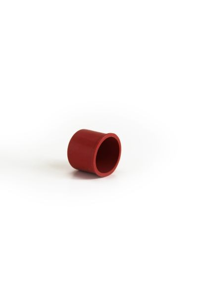 Fermentation cap, rubber (red)
