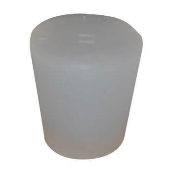 Bouchon en silicone 36/44 mm