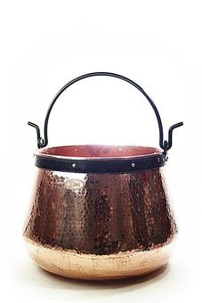 """CopperGarden®"" Copper cauldron/witches' cauldron, 100 L"