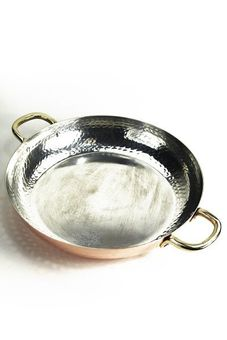 """CopperGarden®"" Copper frying pan (28 cm) with handles"