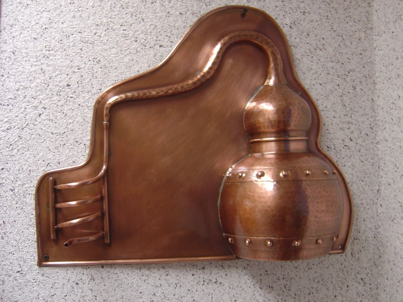 Wall Lamps Copper :
