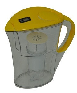 Medicura  water filter, yellow, set with 4 cartridges
