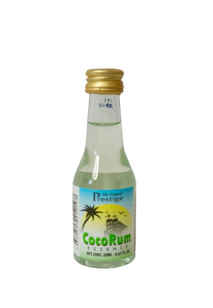 Essence de Rhum  Coco   20 ml -  Prestige