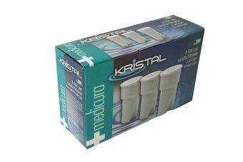 """Medicura"" 3 x filter cartridges for water filter"