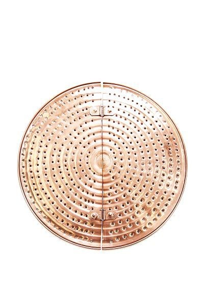 CopperGarden®  Copper Mash Sieve (50L) - prevents burning of the mash
