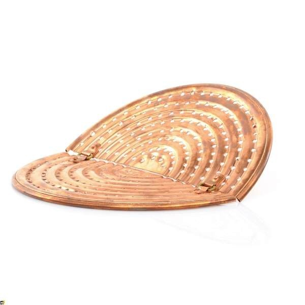 CopperGarden®  Copper Mash Sieve (100L) - prevents burning of the mash