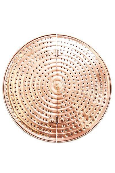 CopperGarden  vaglio in rame (150L)  - per non far bruciare il mosto nella caldaia