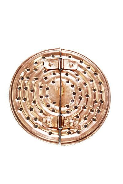 CopperGarden®  Copper Mash Sieve (20L) - prevents burning of the mash