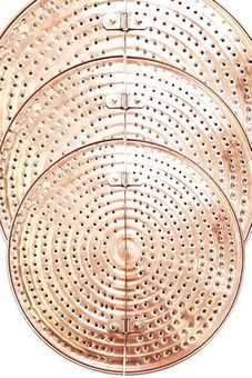 """CopperGarden®"" Copper Mash Sieve (400L) - prevents burning of the mash"