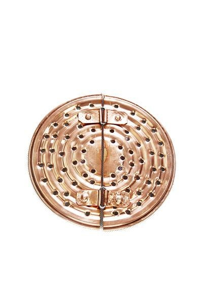 CopperGarden®  Copper Mash Sieve (5L) - prevents burning of the mash