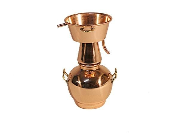 CopperGarden  miniature still Alquitara