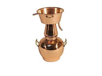 """""""CopperGarden"""" Miniatur Destille Alquitara"""