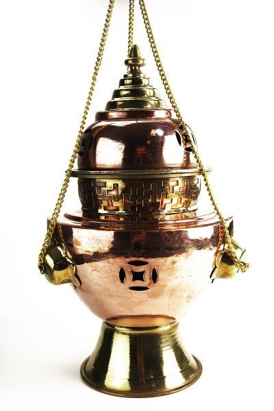 Basilika  incense burner