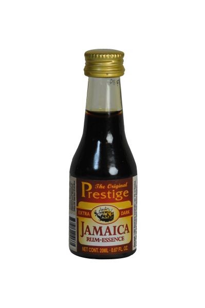 Prestige  Jamaica Rum Aroma Essence 20 ml, dark