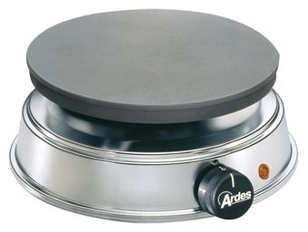"""Ardes"" hot plate ""Brasero"" 53 "" 22cm, 1500 watts, 4 temperature settings"