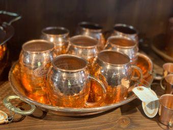 """""""CopperGarden®"""" Kupfertasse, 0,5 Liter"""