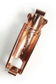 """CopperGarden®"" Copper sugarloaf holder"