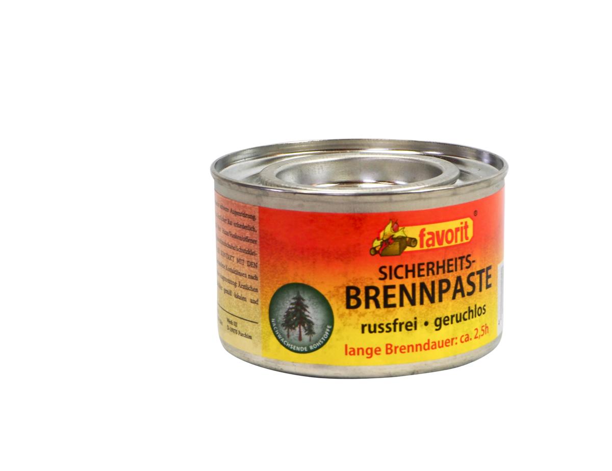 FAVORIT  Brennpaste ❁ 200 Gramm Dose
