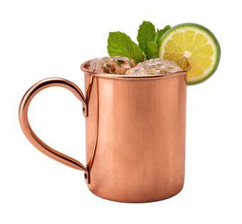 """CopperGarden®"" Copper Mug 0.5 Liter"