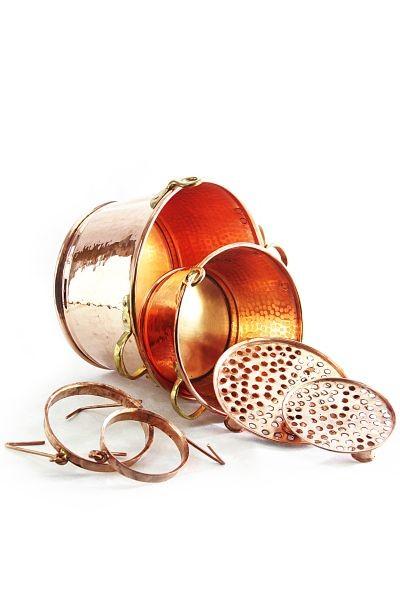 Bain-marie 50 litres - CopperGarden