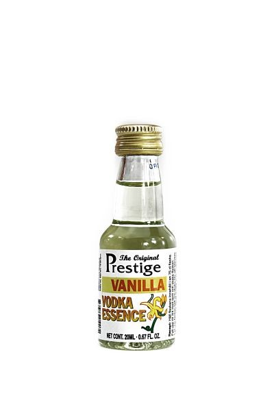 Essence de Vodka  Vanille  20 ml -  Prestige
