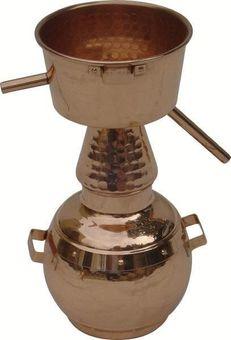 """CopperGarden®"" Deko Destille Alquitara 0,5L"