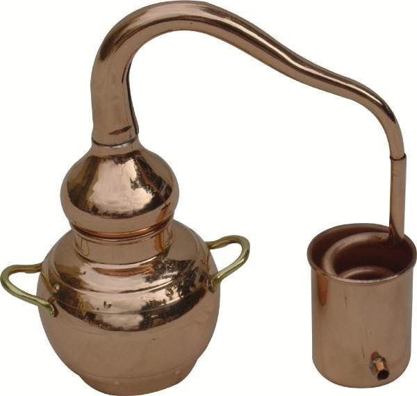 Copper Distillery  Alembic  - 0,2 L
