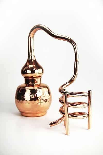 Alembic Decoration Distillery - 0,5 L
