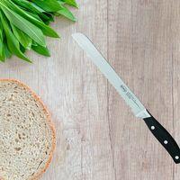 Rösle 43547 Cuisine Spezialstahl Brotmesser mit Wellenschliff, 20 cm – Bild 4