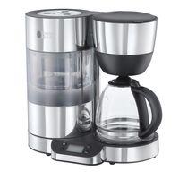Russell Hobbs 20770-56 Clarity Digitale Glas-Kaffeemaschine Filter Kaffeemaschine, Edelstahl Kaffeeautomat, mit BRITA-Wasserfiltersystem – Bild 1