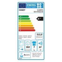 Candy GCS H7 A2 LE-84 Wärmepumpentrockner 7 kg, Wäschetrockner, Trockner, EEK: A++ – Bild 5