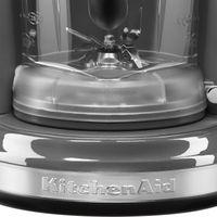 KitchenAid 5KSB5080EMS Artisan Magnetic Drive Blender Medaillon-silber, Standmixer, Küchenmaschine – Bild 3