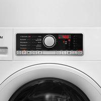 Bauknecht WM Move 914 ZEN Waschmaschine 9kg Direktantrieb Frontlader 1.400 U/min EEK: A+++ – Bild 3