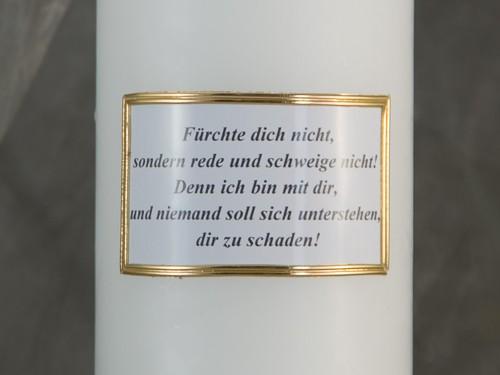 Trauspruch Taufspruch Spruch Zur Kommunion/Konfirmation 16596 U2013 Bild 1
