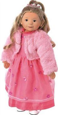 Sigikid Puppe Prinzessin Freddy 50 cm groß – Bild 4