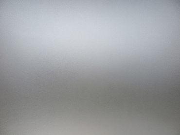 statische Fensterfolie Zarame - 70 x 46 cm - Milchglasfolie LINEAFIX  – Bild 3