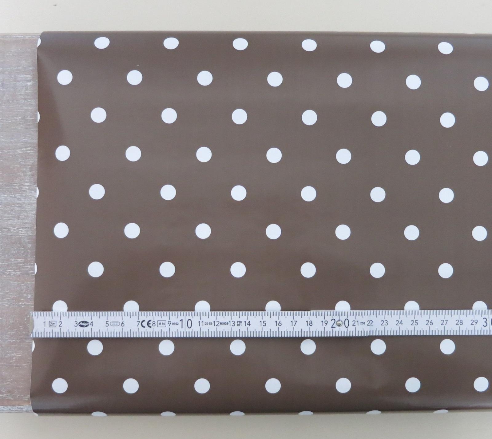 Klebefolie Möbel Julia Punkte bunt DOTS Möbelfolie selbstklebend 45 cm x 200 cm