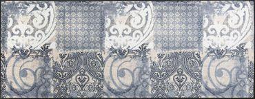 wash+dry Fußmatte Arabesque grau - Vintage Chic grau - Größenwahl – Bild 6