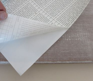 Klebefolie Holzoptik Scrapwood grau - Möbelfolie Dekorfolie 45x200 cm – Bild 8