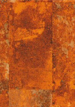 Klebefolie Rost Optik Oxidized Steel - Möbelfolie Dekorfolie 45x200 cm