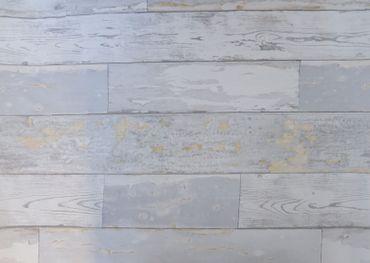 Klebefolie Holzoptik Scrapwood grau 67,5x200 cm Möbelfolie Dekorfolie – Bild 6