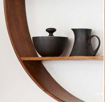 Klebefolie Holzoptik Nussbaum - Möbelfolie - Dekorfolie 45 x 200 cm – Bild 2