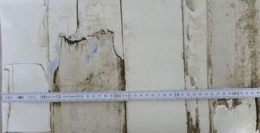 Klebefolie Holzoptik altes Holz Door - Möbelfolie Dekorfolie 45x200 cm – Bild 3