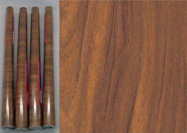 Klebefolie 4er Set Holzoptik Nussbaum  Dekorfolie selbstklebende Folie – Bild 1